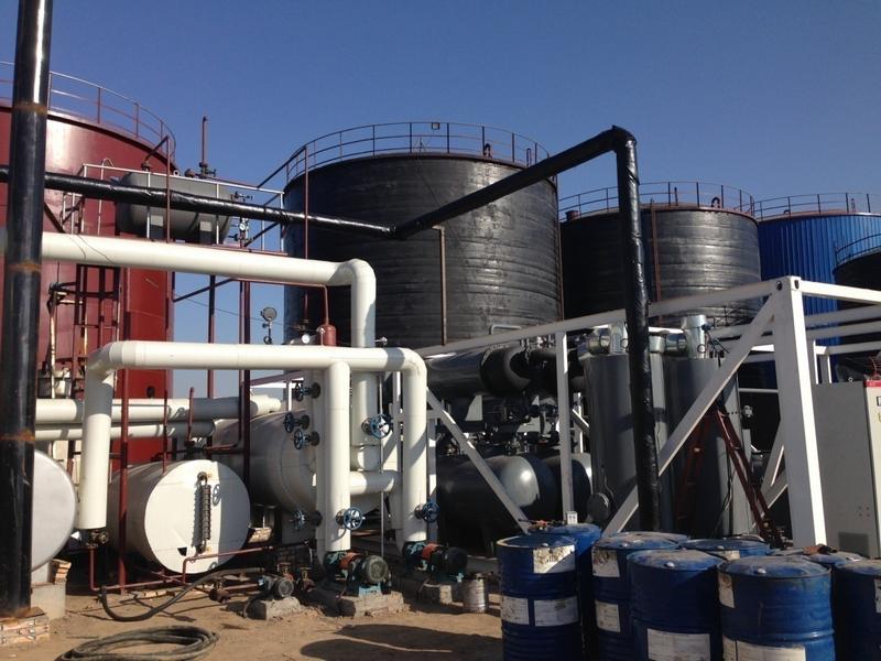 炼油设备1