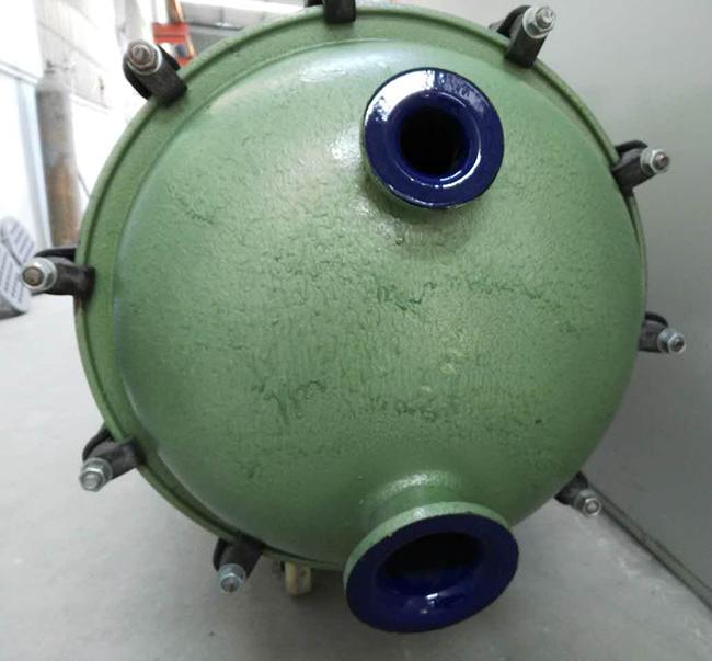 搪玻璃列管式冷凝器