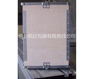 包装机械配件钢边箱