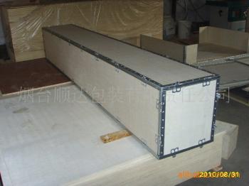 长条辊筒类钢边箱