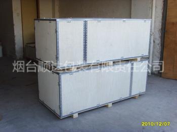 精密器材钢边箱
