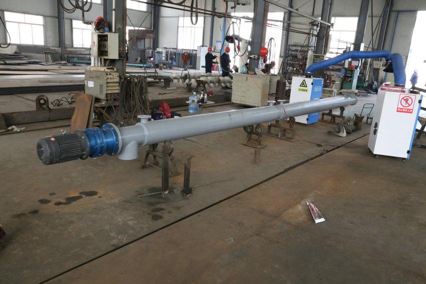 GX型螺旋输送机 (2)