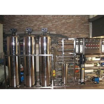 0.5T雙級反滲透淨水設備