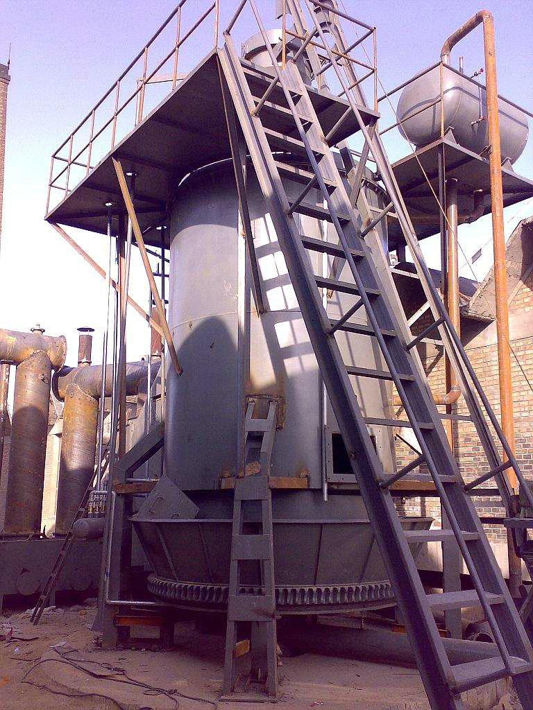 煤气发生炉 (2)