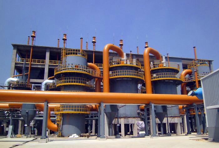 煤气发生炉 (1)
