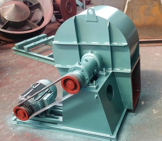 鍋爐引風機 (2)