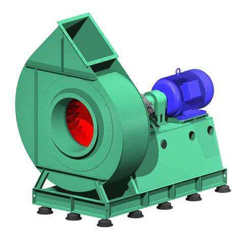 鍋爐引風機 (1)