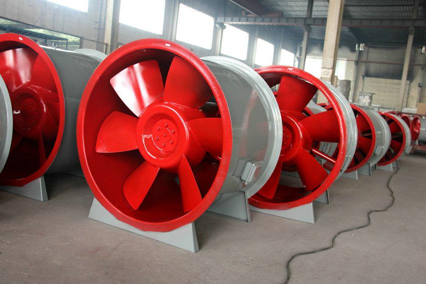 玻璃钢轴流风机 (1)