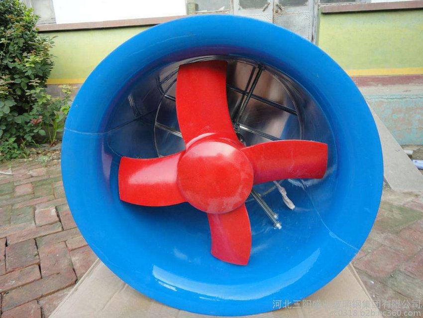 玻璃钢轴流风机 (3)