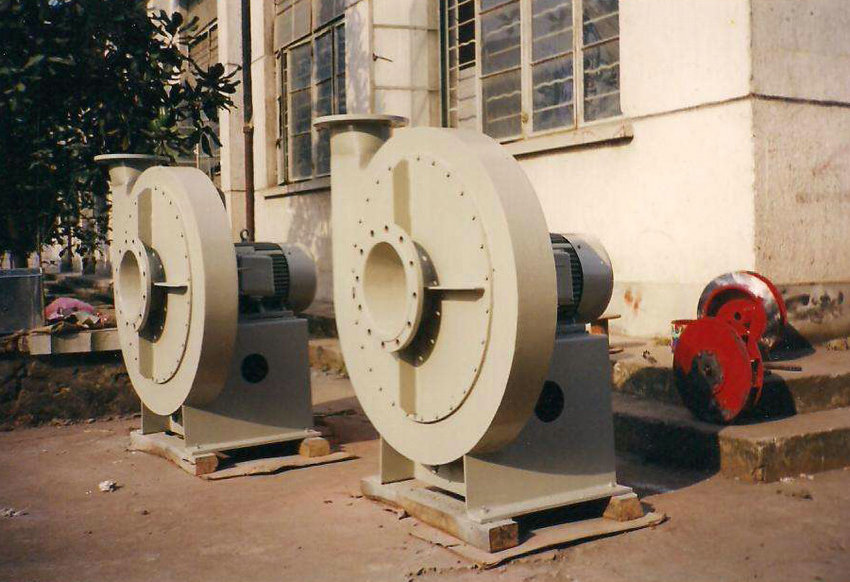 AZY汽輪機軸封抽風機 (3)
