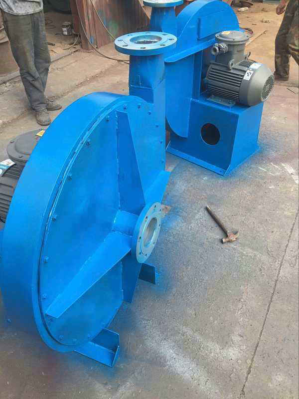 AZY汽輪機軸封抽風機 (1)