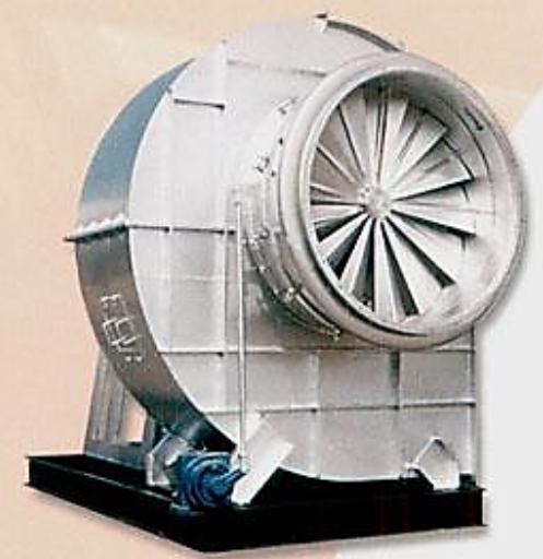 W4-72型高温风机