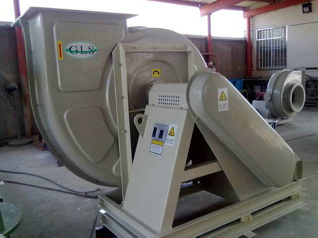 FB9-19玻璃鋼高壓通風機 (2)