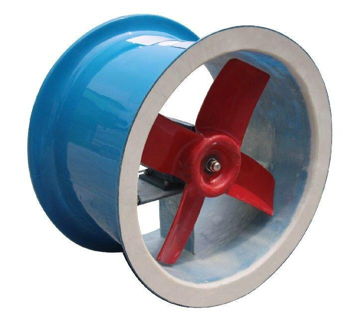 FBT35防爆防腐軸流風機 (1)