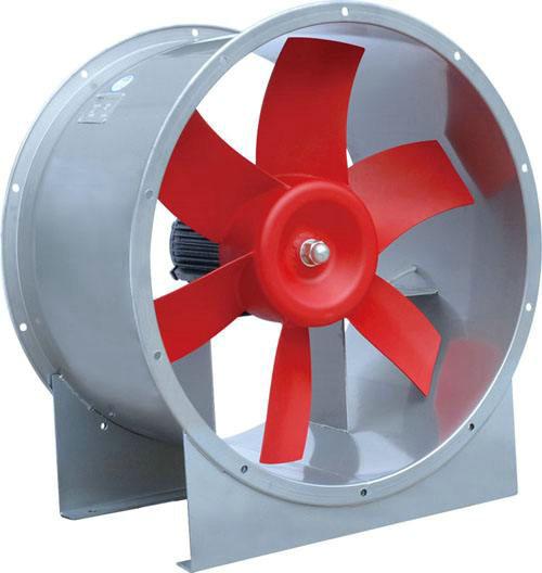 T35型軸流通風機 (3)
