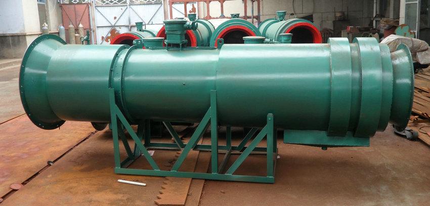 KCS矿用湿式除尘风机 (2)