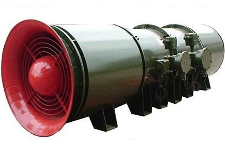 DK型矿用对旋主通风机 (3)