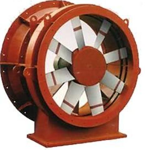 K型矿用节能通风机 (1)