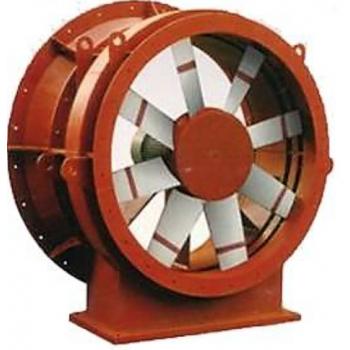 K型礦用節能通風機