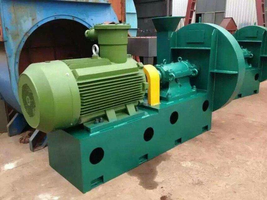 MJG型煤气加压风机