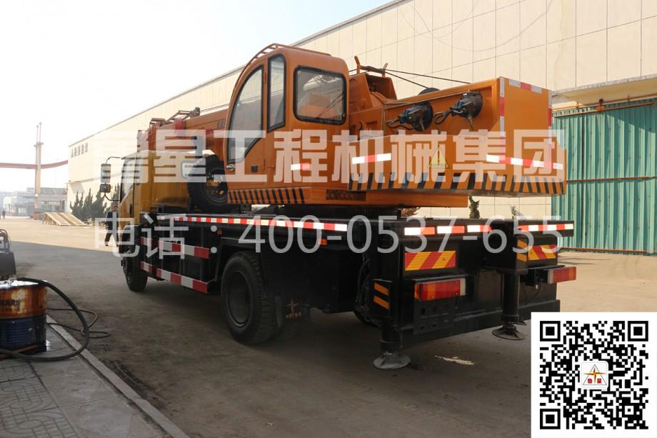 东风16吨吊车 (1)