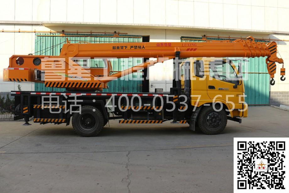 福田12吨吊车