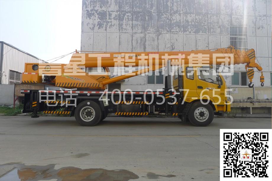 16吨吊车