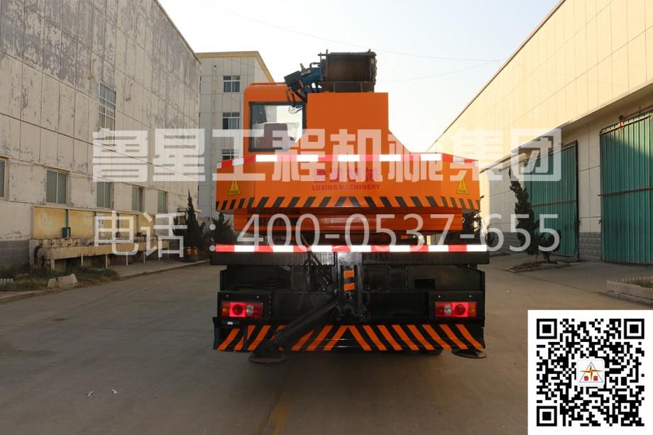 唐骏8吨吊车