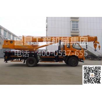 12吨吊车