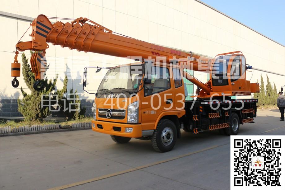 凯马10吨吊车 (1)