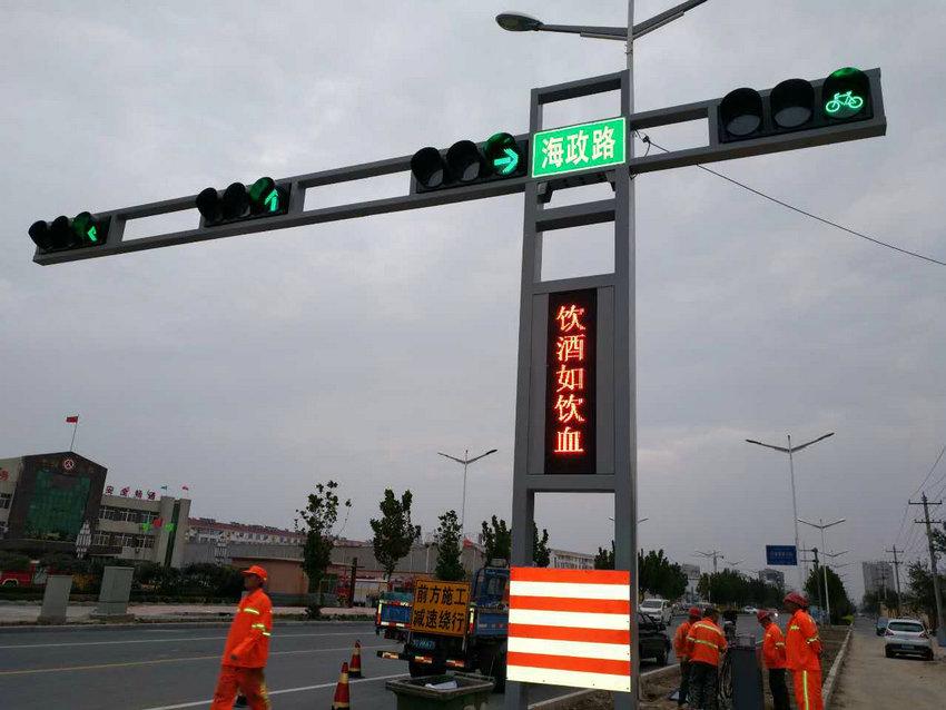 信号灯杆 (1)