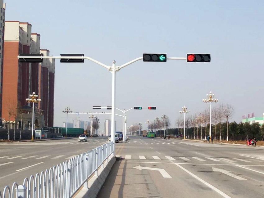 信号灯杆 (2)