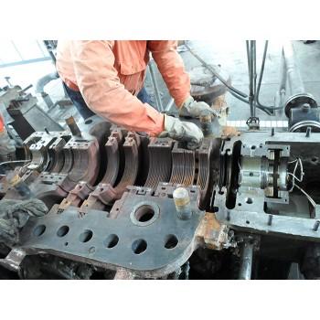 汽轮机检修
