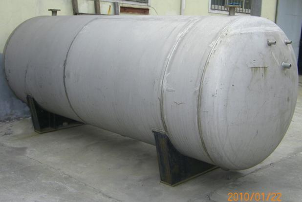 不鏽鋼臥式儲罐