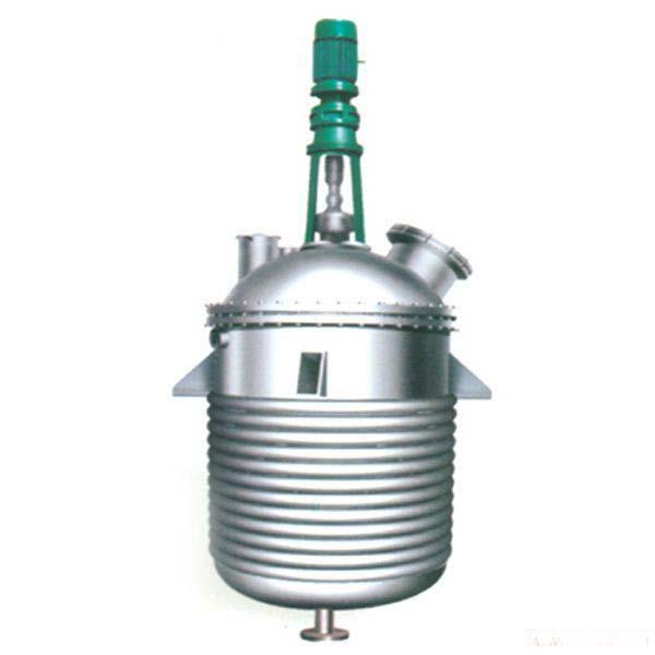 不锈钢外盘管式反应釜