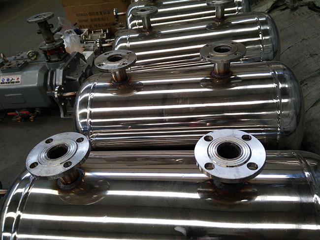 不鏽鋼換熱器