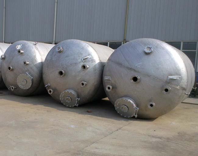 不锈钢反应罐