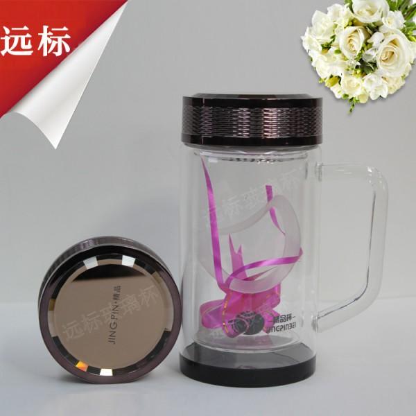 高硼硅双层玻璃杯