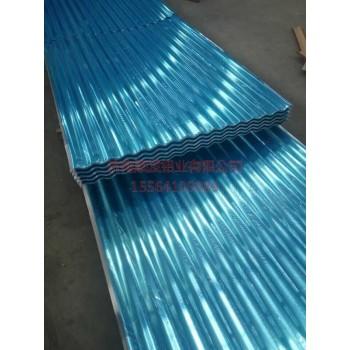 覆膜波纹铝板