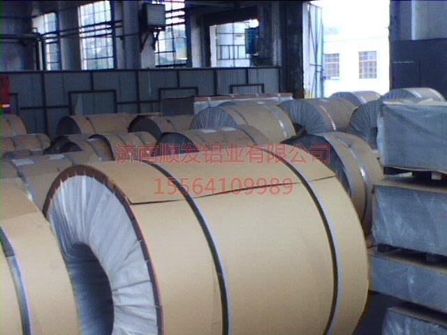 3003防腐保温铝卷包装成品