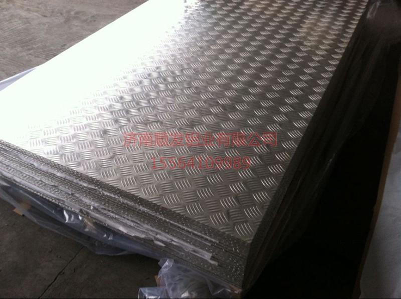 1060五条筋花纹铝板
