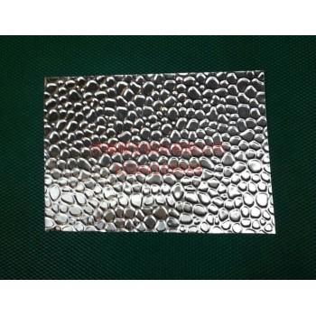 錘形壓花鋁板