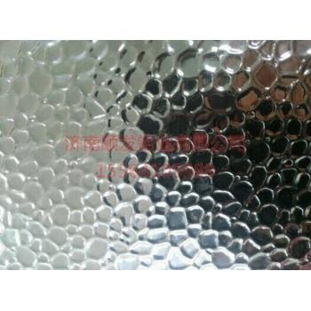 鵝卵石壓花鋁闆