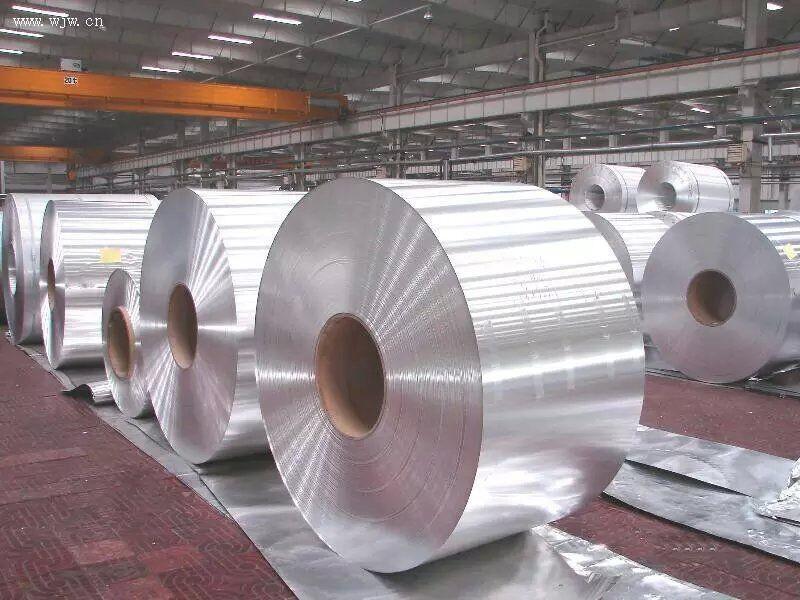 5005合金铝卷