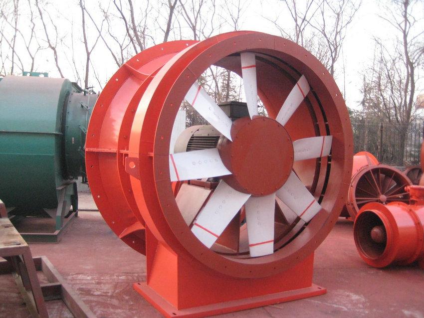 K45矿用风机 (3)