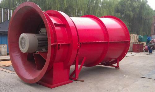 K40矿用风机 (1)