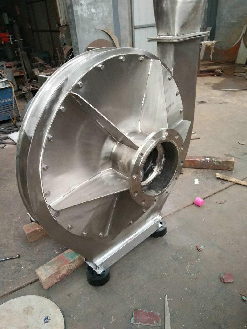 不锈钢高温风机 (2)