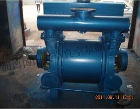 水環式真空泵