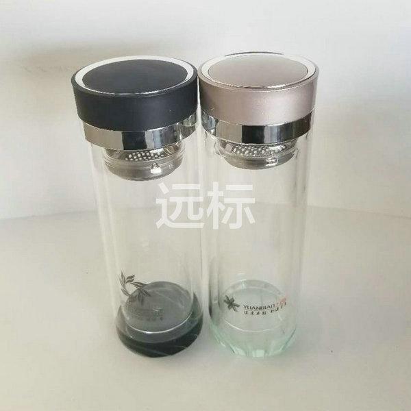 高档双层玻璃杯