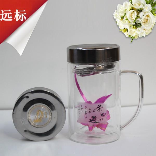 高硼硅双层玻璃杯1